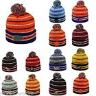 NCAA Teams - Top of the World Gnarly Striped Knit Hat - Choose Your Team