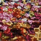 Bling Sparkly 25 Colors Glitter Lovely Silk Rose Petals Wedding Party Decoration