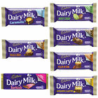 Cadbury's IRELAND IRISH TIFFIN GOLDEN MINT CRISP TURKISH CARAMELLO CHOCOLATE BAR