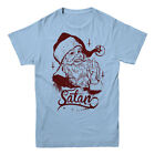 Rocket Factory Santa Satan T-shirt Mens