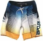 "Rip Curl Men's Mirage Fanning Blur 21"" Boardshort stretch skate size 32 New"