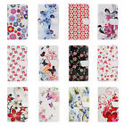 "Leather Case Cover Card Holder Skin For 4.0"" 4.5"" 5.0"" 5.3"" 5.5"" Mobile Phone"