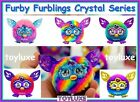 Furby FURBLINGS CRYSTAL SERIES Boom New Baby Talk Interactive Creature Doll Toys