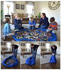 Storage Bag Toys Organizer Rug Box For Lego Doll 150CM Portable Kids Play Mat XL