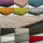 THICK PLAIN SHAGGY RUG FUNNY SOFT TOUCH NON-SHEDDING 3cm PILE MODERN MATS