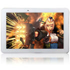 "10.1"" TFT HD Tablet PC Phone Call 3G WCDMA/GSM Quad Core Android 4.4 G Sensor"