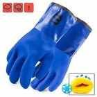 Better Grip PVC Winter Gloves Chemical-Resistant Waterproof Lined PVC -BGWINTERB