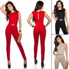 Women's Sexy Slim Skinny Jumpsuit Overall - S / M / L