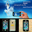 Waterproof Shockproof Dirt Snow Proof Durable Case Cover For Apple iPhone 5 5S