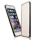 High Quality Ultra Thin Aluminum Alloy Metal Frame Bumper for iphone 6 4.7 inch