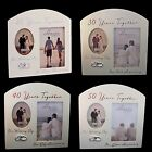 25th 30th 40th or 50th ANNIVERSARY 25, 30, 40 or 50 Years Together Photo Frame