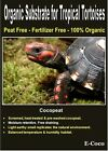TROPICAL TORTOISE BEDDING, SUBSTRATE - FOR TORTOISES HOUSE, VIVARIUM, HIDE, BOX