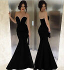 Elegant Women Bridesmaid Bodycon Evening Party Cocktail Club Maxi Dress Clubwear