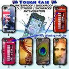 Tough Waterproof CASE Phone iPhone COVER Personalised Custom Collection M10