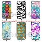 For Phone Hard Case Cover Colourful Water colour Pretty Collection 18b