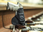 SCCY CPX-1 & CPX-2 9mm | Full Grain Leather IWB Conceal Carry Holster. USA MADE