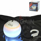 LED TENT LIGHT PORTABLE HANGING FISHING OUTDOOR LAMP LANTERN HIKING NIGHT LIGHT