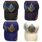 Grand Masonic Mason Freemason Air Mesh Hat Cap 889AM