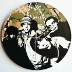"The Stone Roses Single Artwork Collection - 12"" LP Vinyl Record Wall Clocks"