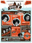 0316 Vintage Music Poster Art The Chocolate City Soul Revue   *FREE POSTERS