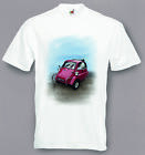 Bubble Car BMW Isetta t-shirt  microcar size S TO XXXL