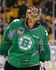 Tuukka Rask Boston Bruins StPatricks Day Jersey 8x10 11x14 16x20 3037