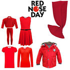 Comic Relief Red Nose Day Girls Legging Top Dresses Kids Fashion Outfits 2-13yr