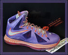 2013 Nike Lebron X 10 AS All Star Area 72 Laser Purple 583108-500 galaxy 11 12