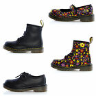 Kids Junior Shoes Doc DR. MARTENS Lace-Up EVERLEY School MACCY Boots DELANEY