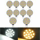 10 PCS G4 3W 12V warm white cool white 5730-15-SMD LED bulbs energy-saving light