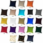 2 PIECES (1 PAIR) Fashion Cushion Cover Pillow Case Home Sofa Decor Add insert