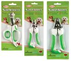 Pet Nail Clippers Dog Cat Rabbit Small Animal Claw Care Scissors in 3 Sizes