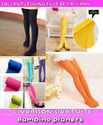 ❅ COLLANT LEGGING COULEUR FILLE POUR ENFANT DE 3 A 11 ANS STRETCH COLORS GIRL ☃