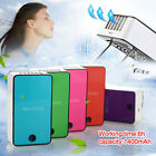 Portable hand held USB Mini Cool Fan Air Conditioning Appliances rechargeable