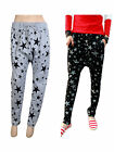 Men Boy Korean Hip Hop Star Print Harem Dance Jogger Baggy Trousers Slacks Pants