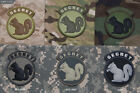Внешний вид - Mil Spec Monkey MSM Secret Squirrel PVC Morale Patch-Multicam-Desert-SWAT-ACU-WD
