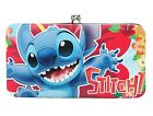 Disney Lilo and Stitch Hibiscus Rockabilly Wallet Cute Pop Culture Gift Purse