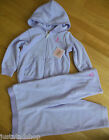 Juicy Couture baby girl lilac jog set tracksuit 12-18 m BNWT designer