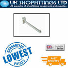SLATWALL STRAIGHT ARM 300mm, 400mm Accessories Shop Fittings VARIOUS QUANTITIES