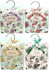 Scented Wardrobe Hangers - Scented Sachets in  - Lavender Rose Vanilla Jasmine