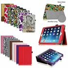 Slim Folio PU Leather Magnetic Case Stand Cover for iPad mini 3/2/1 Sleep/Awake