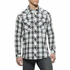 Ariat Echo Plaid Snap Shirt 10013068