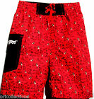 BN*BOYS*ANGRY  BIRDS LIGHT WEIGHT ALL OVER PRINT SHORTS  WITH INSERT UNDER PANTS