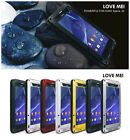 Water / Shockproof Aluminum Gorilla Metal Case for Sony Xperia Z1 Z2 Z3 T2 Ultra