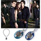 Exquisite Women The Vampire Diaries Katherine  Letter Pendant Chain Necklace DB