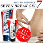 Seven Break Gel Slimming Anti-Cellulite-Stretch Marks Fat Burner 200ml UK SELLER
