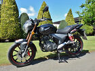 KEEWAY BENELLI RKV125 RKV 125cc LEARNER LEGAL MOTORCYCLE *ONLY 534 MILES* 2014