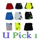 LITTLE BOYS UNDER ARMOUR SHORTS SPORT ATHLETIC ACTIVE PLAY CHILDRENS CLOTHES