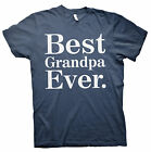 Best Grandpa Ever - Father's Day Gift T-shirt
