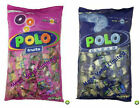 Polo Fruits/Clear Mints Individually Wrapped Sweets 660g Bags Party Bags Office